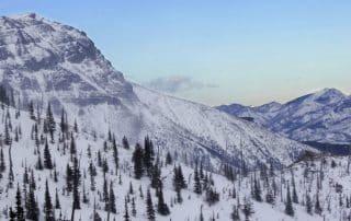 Castle Mountain Ski Resort Alberta
