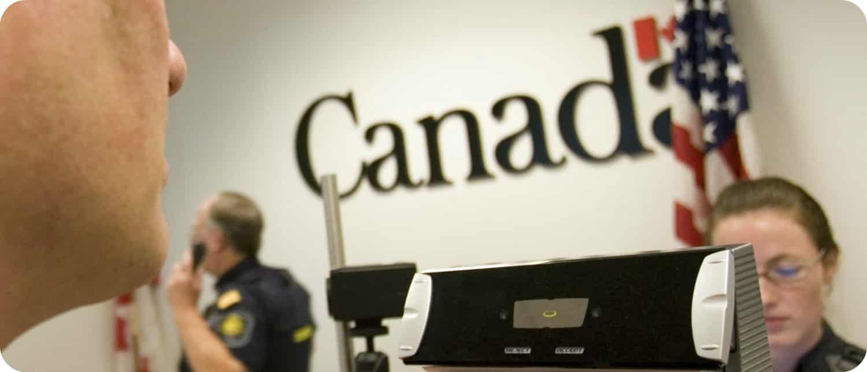 Aanvragen eTA formulier Canada