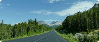 Highlights Icefields Parkway bezienswaardigheden