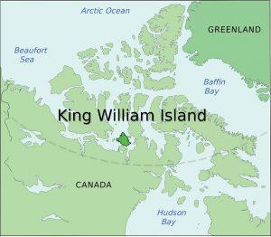 King William Island HMS Terror