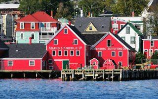Lunenburg Nova Scotia Canada highlights