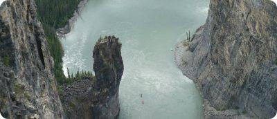Nahanni National Park raften