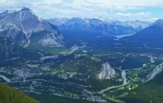 Sky Bistro Banff Gondola Sulphur Mountain