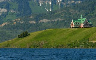 Waterton Lakes National Park wandelingen wandelen