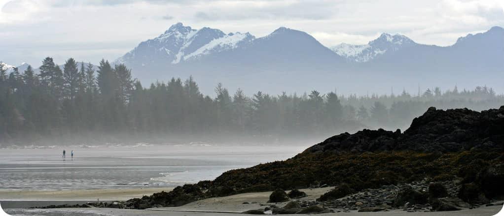 Weer in Canada temperaturen Vancouver Island