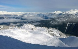 Whistler Blackcomb wintersport Canada