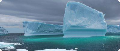 Beste reistijd naar Canada ijsbergen