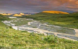 Ivvavik National Park, Yukon Canadian Arctic praktische reistips