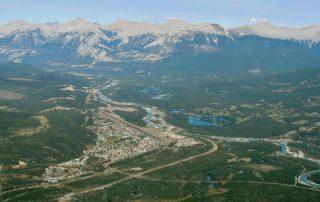Jasper Skytram Whistler Mountain Alberta