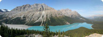Mooiste parken in West-Canada