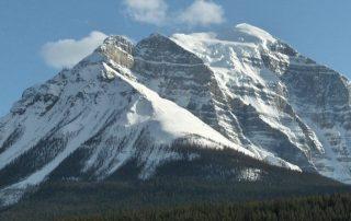 Mount Temple Alberta wandelen wandeling