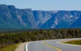 Parken in Oost-Canada Gros Morne National Park