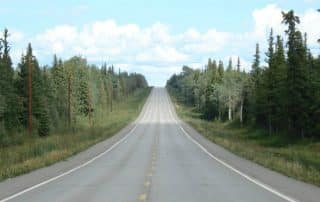Roadtrips Canada Alaska Highway