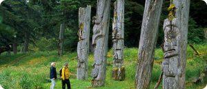 Totempalen British Columbia