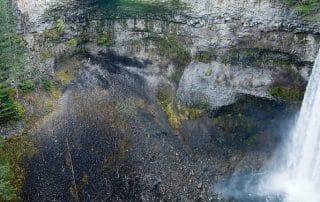 Watervallen in British Columbia Brandywine Falls