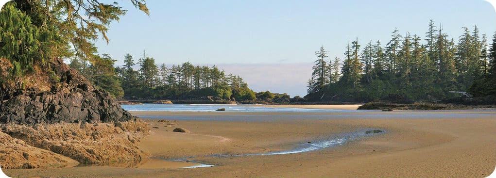 wandelroutes omgeving Tofino Vancouver Island