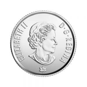 canadese munten 10 cent