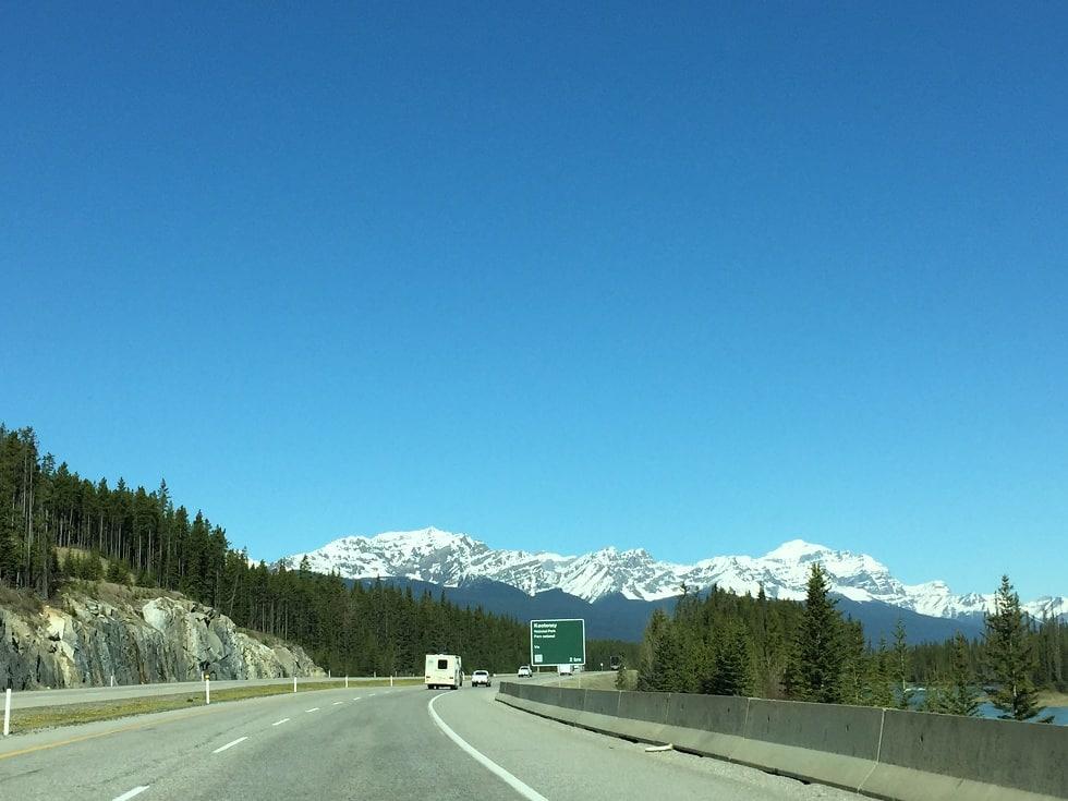 Banff National Park Zomer