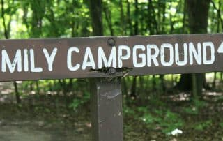 Campground camping reserveringen British Columbia