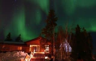 Yellowknife noorderlicht aurora
