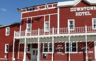Dawson City Yukon highlights Downtown Hotel