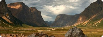 Torngat Mountain National Park Newfoundland en Labrador