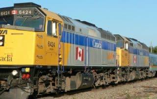 Via Rail 150 jarig 2017