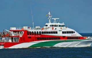 Halunder Jet ferry Victoria Vancouver Island