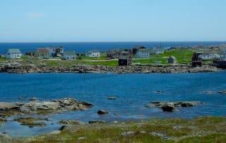Newfoundland en Labrador weer klimaat bezienswaardigheden