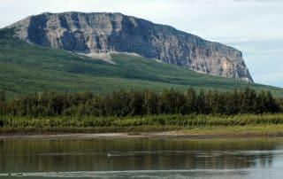Northwest Territories weer klimaat bezienswaardigheden
