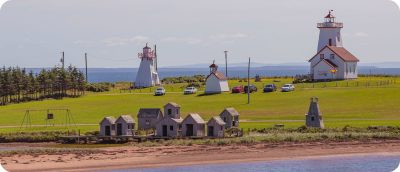 Prince Edward Island weer klimaat bezienswaardigheden