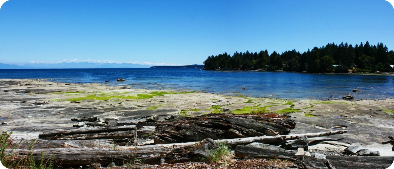 Vancouver Island reizen veerboot vliegtuig