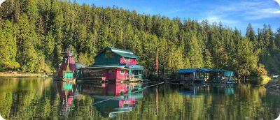 Freedom Cove Tofino Vancouver Island