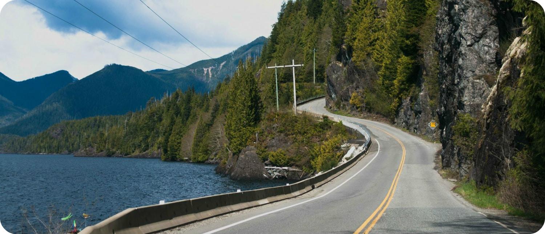 Highway 4 Port Alberni Tofino Ucluelet Vancouver Island