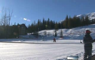 Skiën bij Kicking Horse Mountain Resort, Golden
