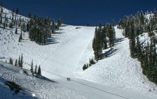 Wintersport naar Red Mountain Rossland