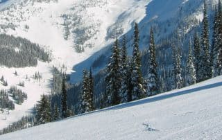 Wintersport naar Whitewater Nelson