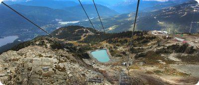 Zomeractiviteiten in Whistler
