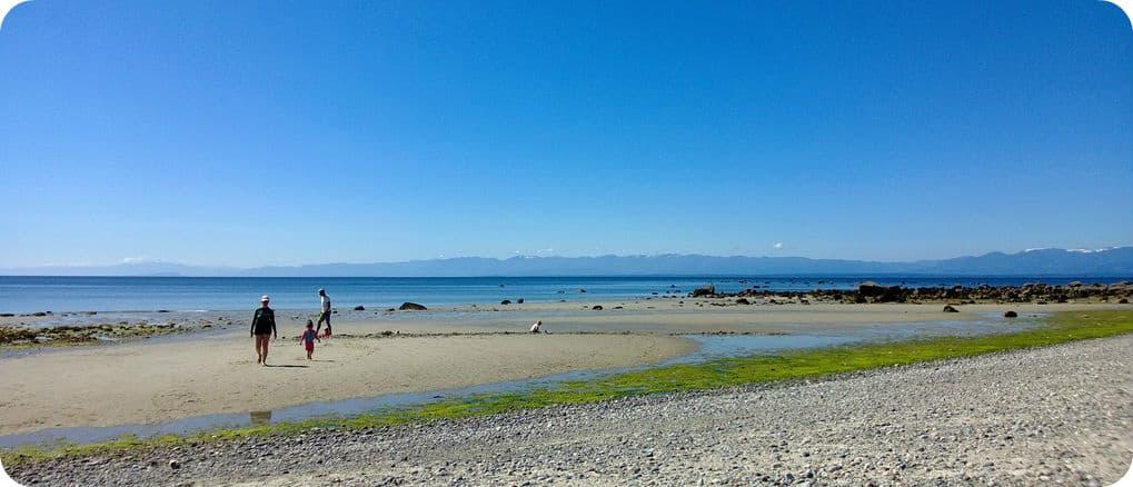 toplocaties van British Columbia Savary Island