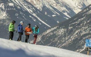 wintersport naar Panorama British Columbia