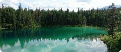 Activiteiten bij Jasper Alberta