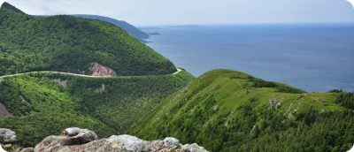 Cape Breton National Park highlights