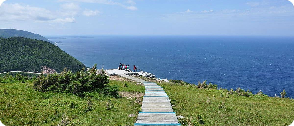mooiste nationale parken van Oost-Canada