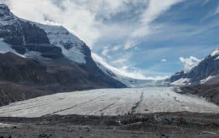 Athabasca Glacier Jasper National Park Alberta