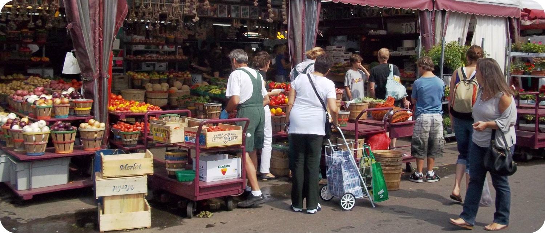 Marche Jean-Talon Montreal boerenmarkt