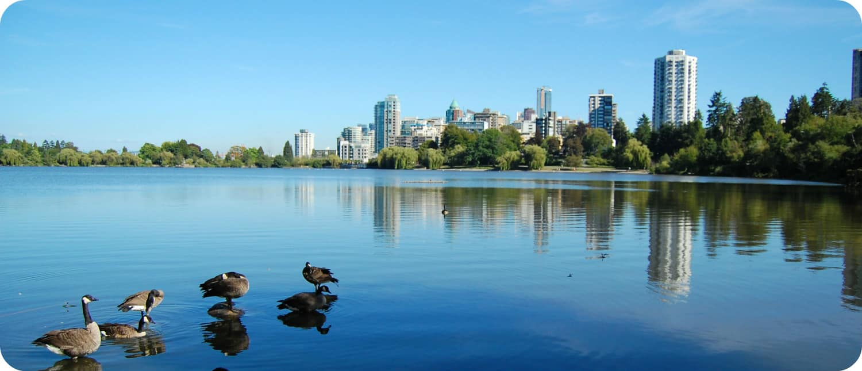 Stanley Park Vancouver City