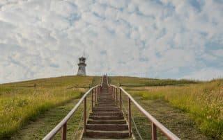 Cochin Lighthouse Saskatchewan