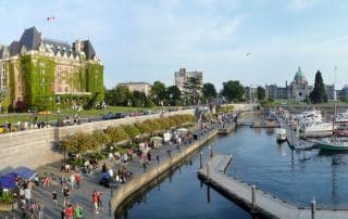 beste hotels in Victoria Vancouver Island