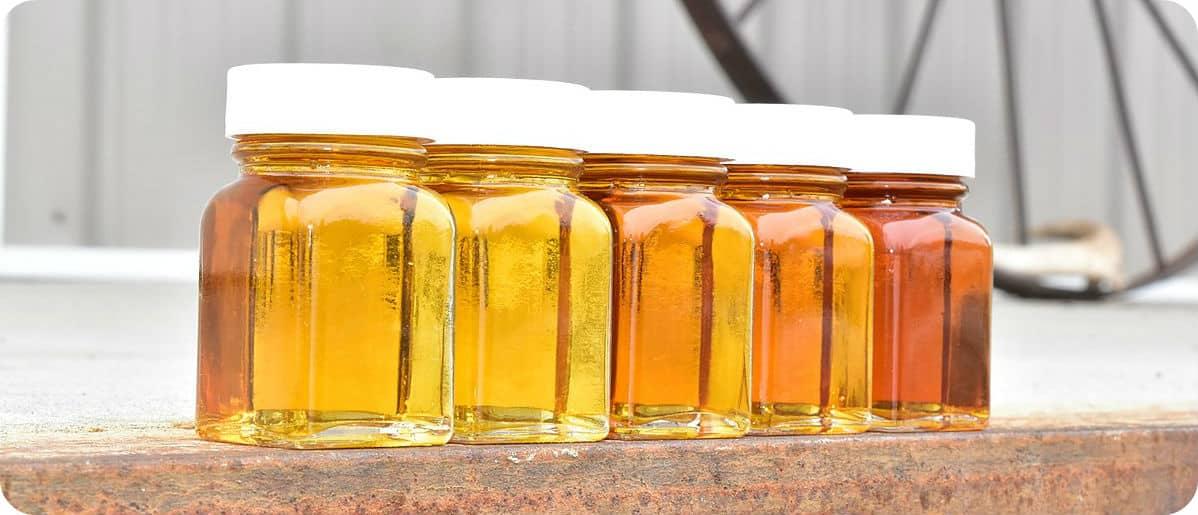 Maple Syrup kwaliteit esdoornsiroop