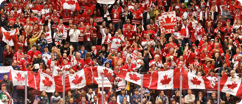 Bevolking van Canada statistieken verdeling